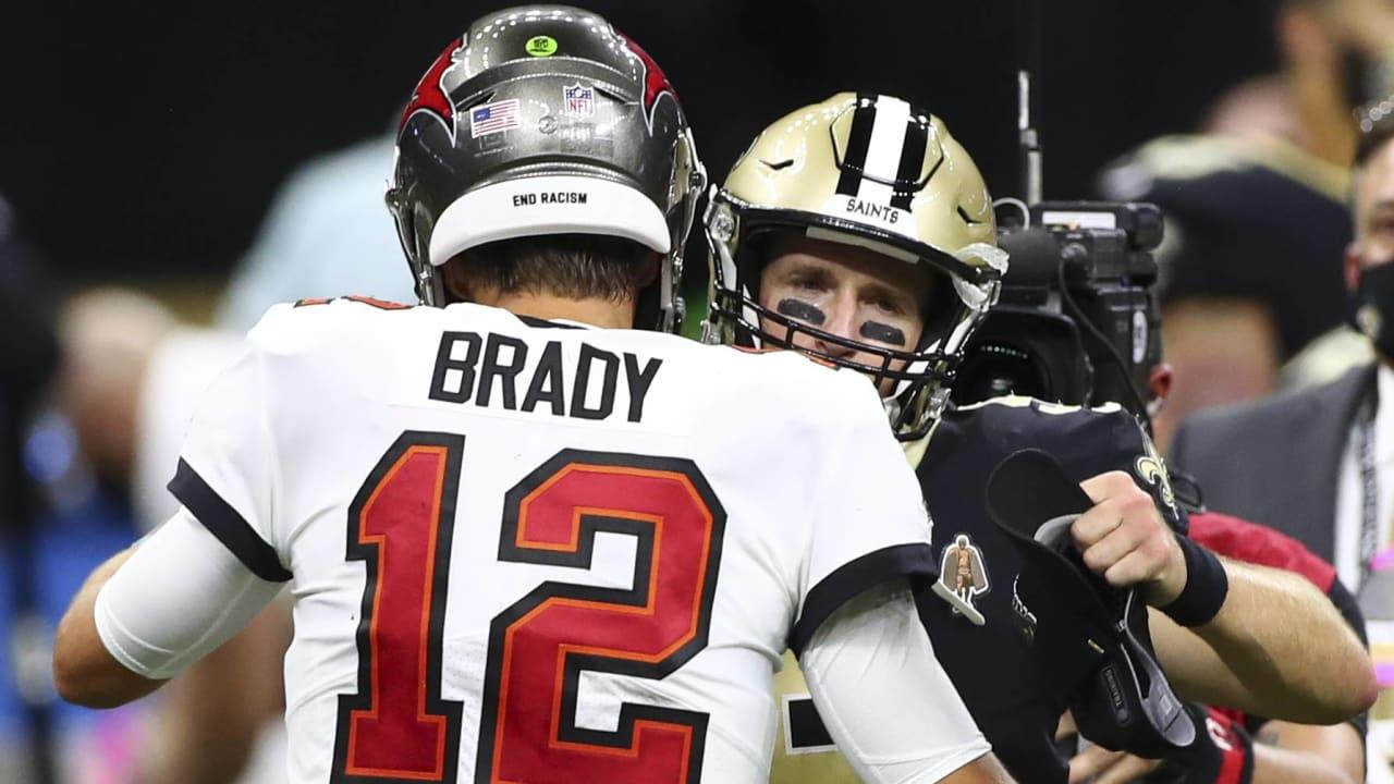 Drew Brees: o confronto do playoff contra Tom Brady foi 'inevitável' – NFL.com
