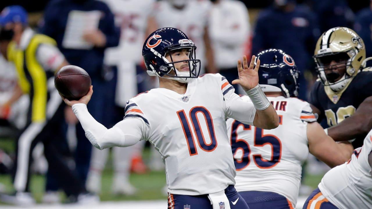Mitchell Trubisky sobre o futuro em Chicago: 'Eu posso definitivamente me ver de volta aqui no próximo ano' – NFL.com