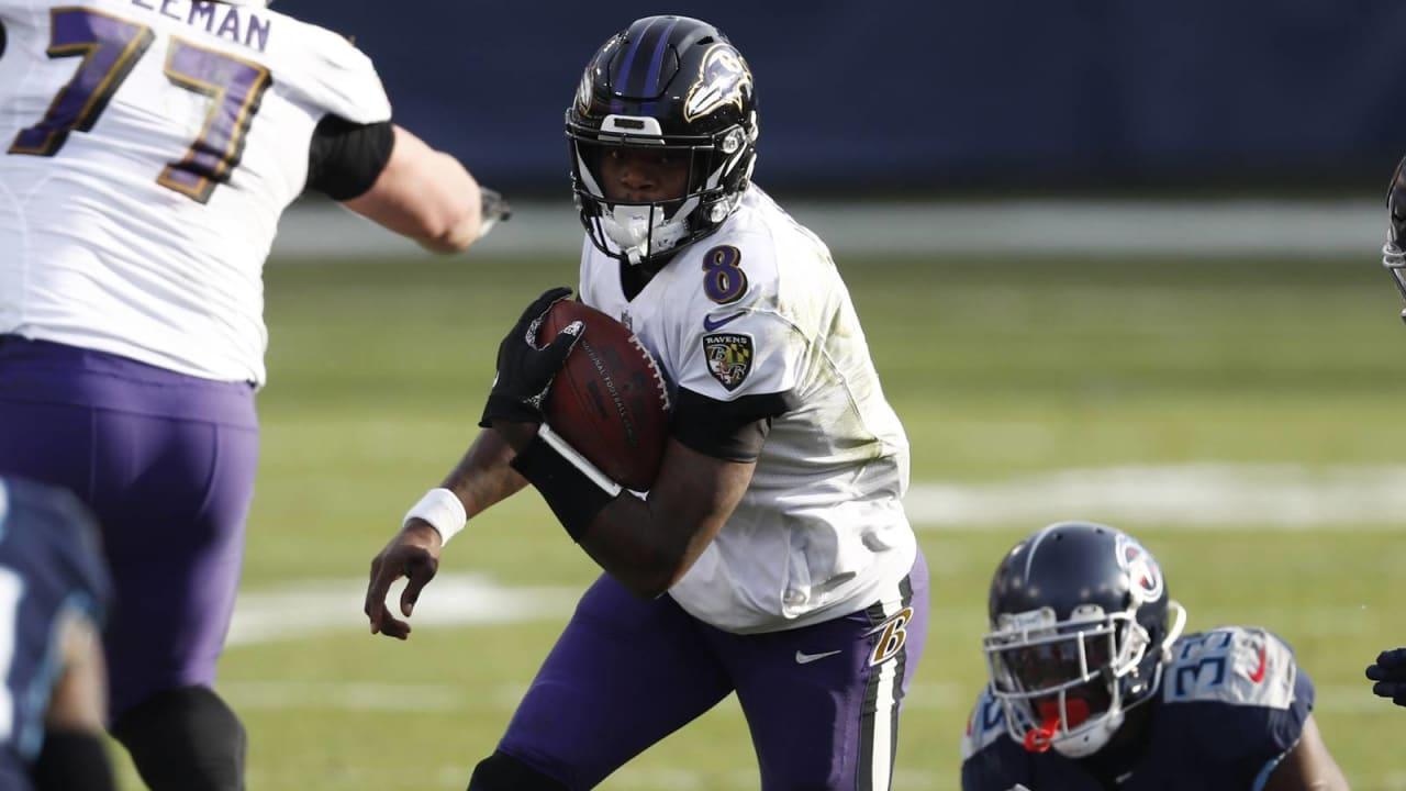 Lamar Jackson espera que seu primeiro jogo na neve não aconteça no sábado contra Buffalo – NFL.com