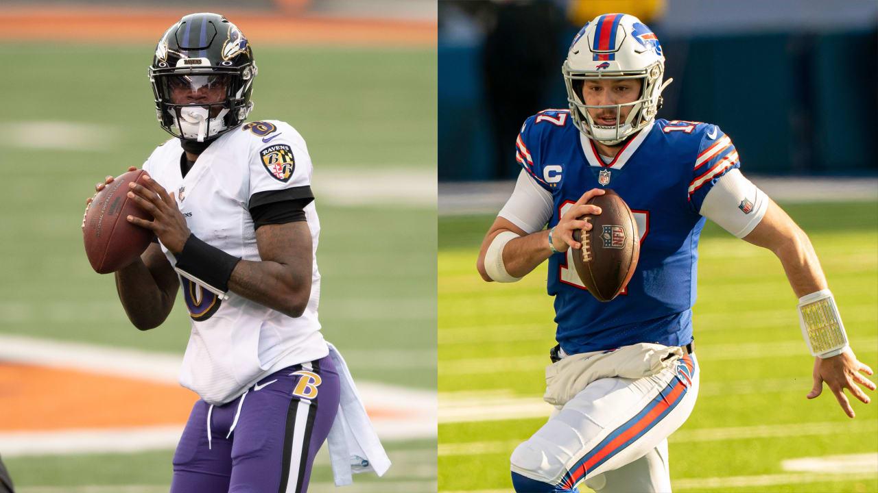 Escolha do jogo da NFL Divisional Round: Ravens edge Bills;  Santos expulsos por Bucs – NFL.com