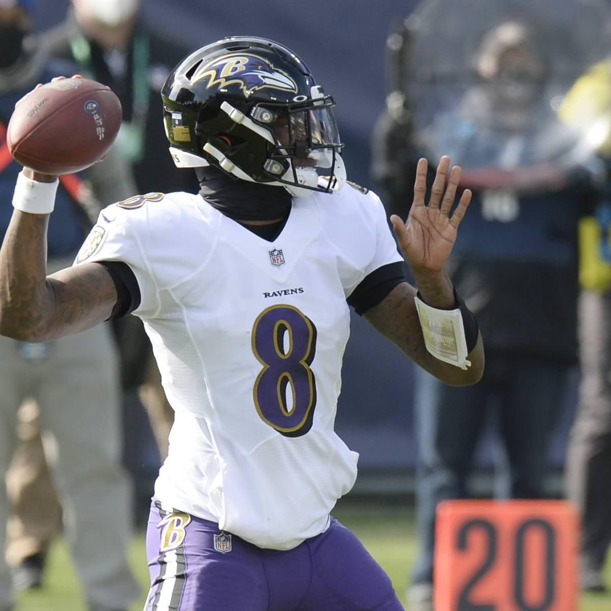 Ravens vs. Bills: Odds atualizadas, previsões estatísticas para o jogo divisional AFC de 2021
