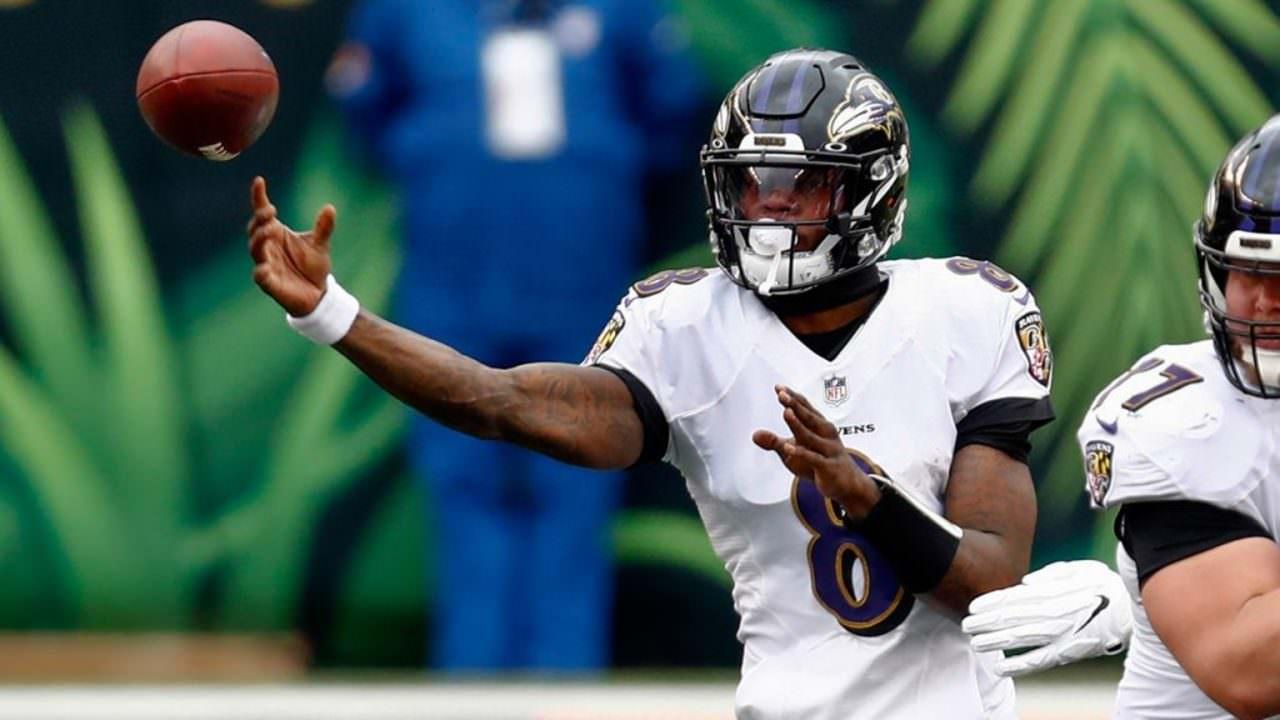 Jackson, os Ravens podem realmente explorar a cobertura do Bills D no meio do campo