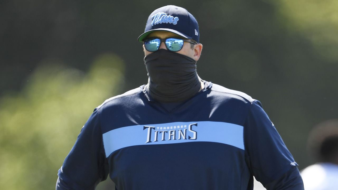 Falcons concorda com os termos do Titans OC Arthur Smith como novo treinador principal – NFL.com