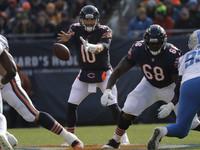Linha Coesive Bears enfrenta tarefa mais difícil ainda em Vikings – NFL.com