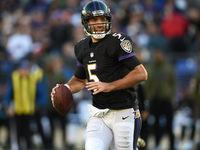 Vigília de ferimentos da semana 11: Lamar ou RG3 substituirão o Flacco? – NFL.com