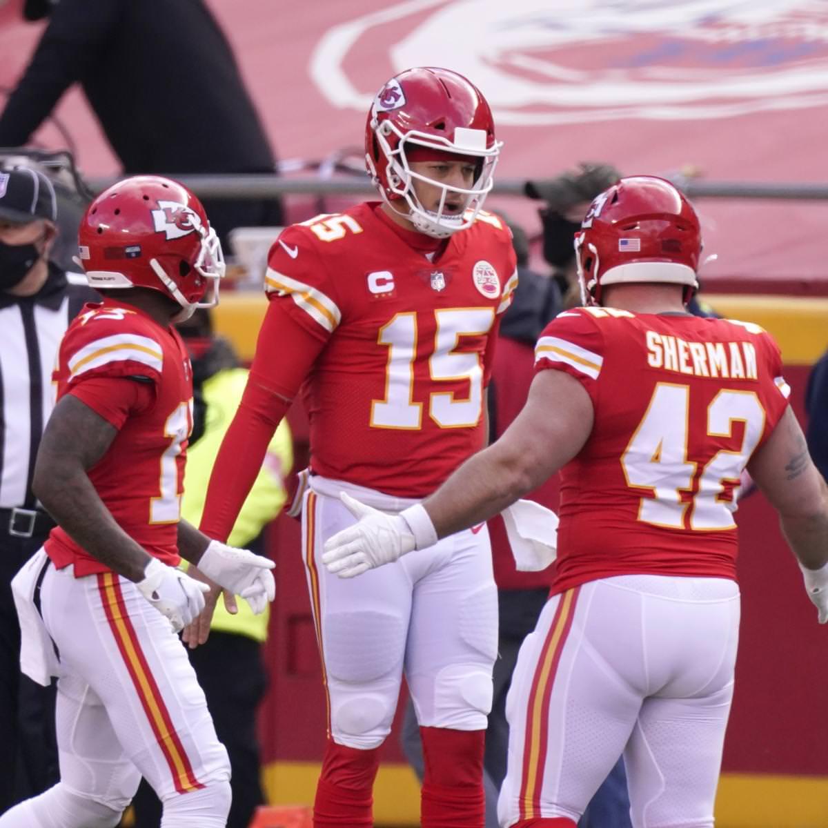 O campeão de defesa Kansas City Chiefs é vulnerável ao entrar no jogo do título da AFC
