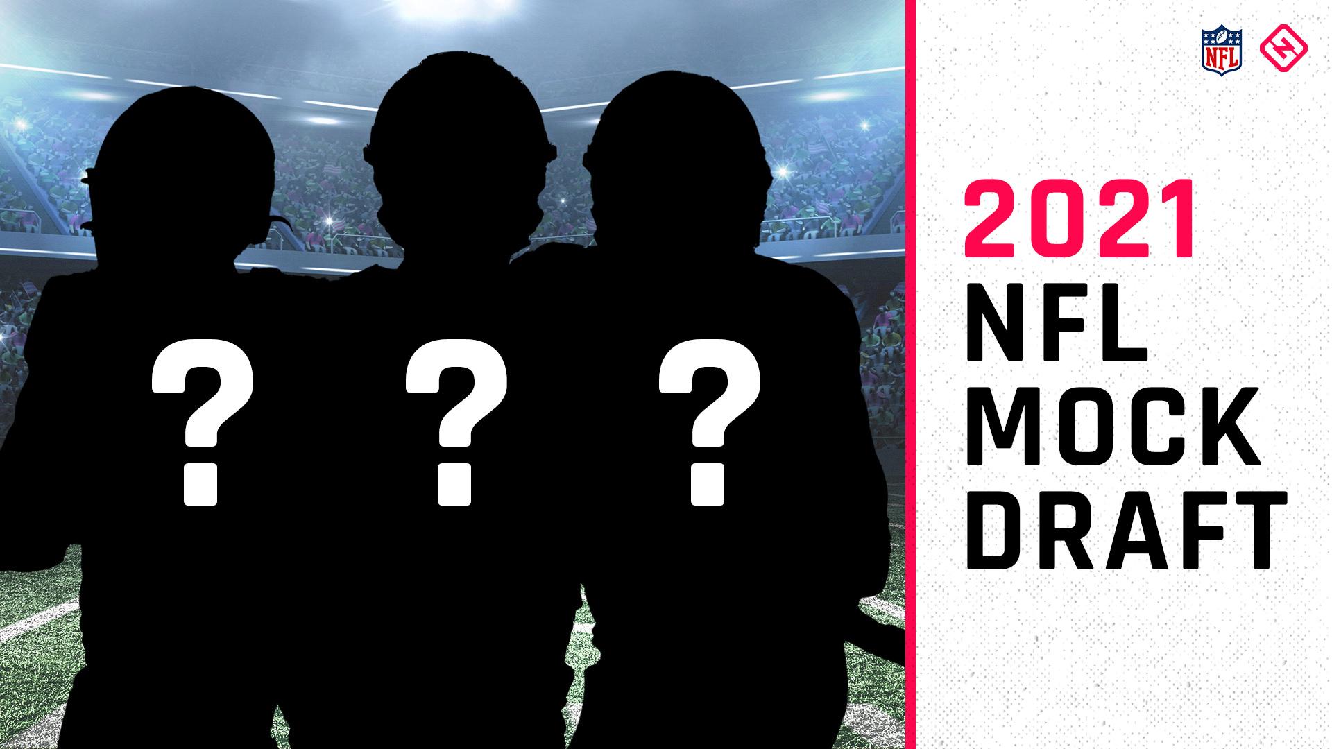 NFL draft 2021: Justin Fields cai para Falcons depois que Jets pular QB;  Santos, marrons ganham prêmios de consolação