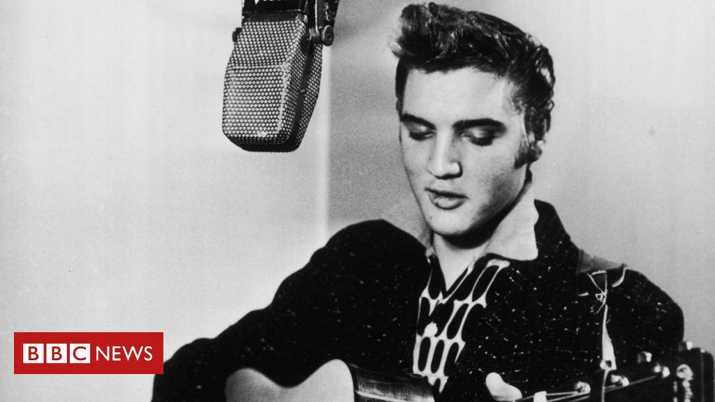 Elvis Presley vai receber a Medalha Presidencial da Liberdade dos EUA