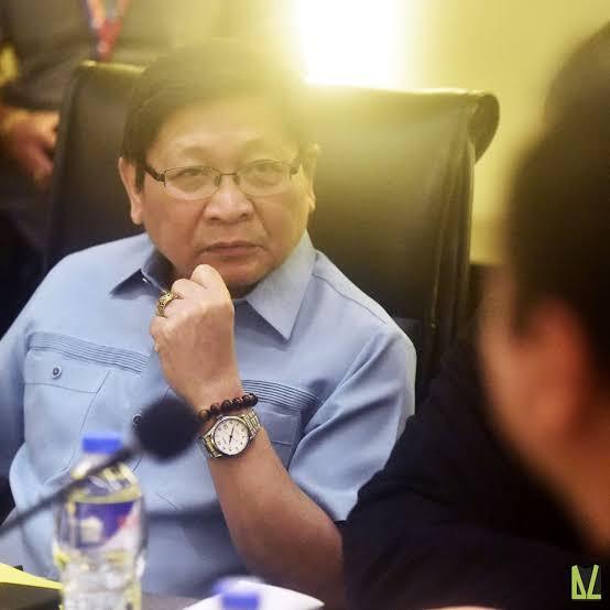 Resolução do Senado homenageia ex-presidente do MMDA Danilo Lim