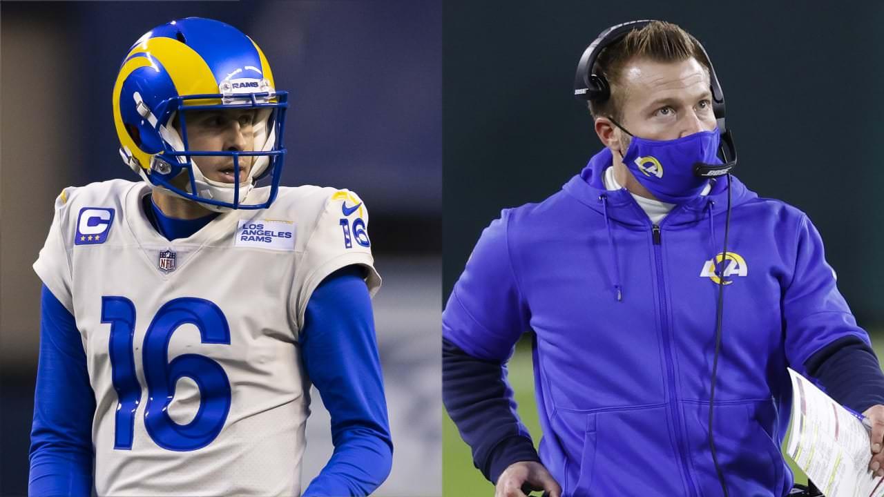 O relacionamento de Jared Goff-Sean McVay precisa de 'aconselhamento matrimonial' no início da temporada – NFL.com