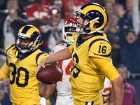 Rams supera chefes em clássico instantâneo de alta pontuação