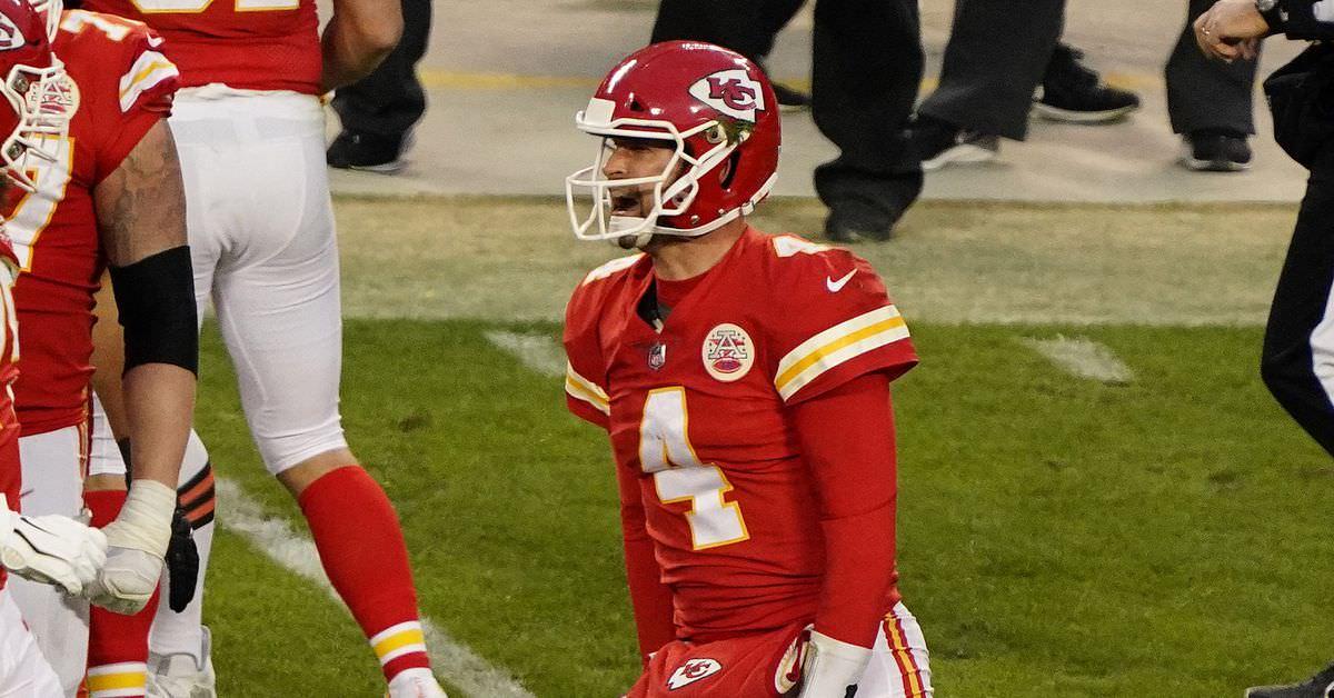 As jogadas corajosas de Chad Henne salvaram os Chiefs após a lesão de Patrick Mahomes nos playoffs