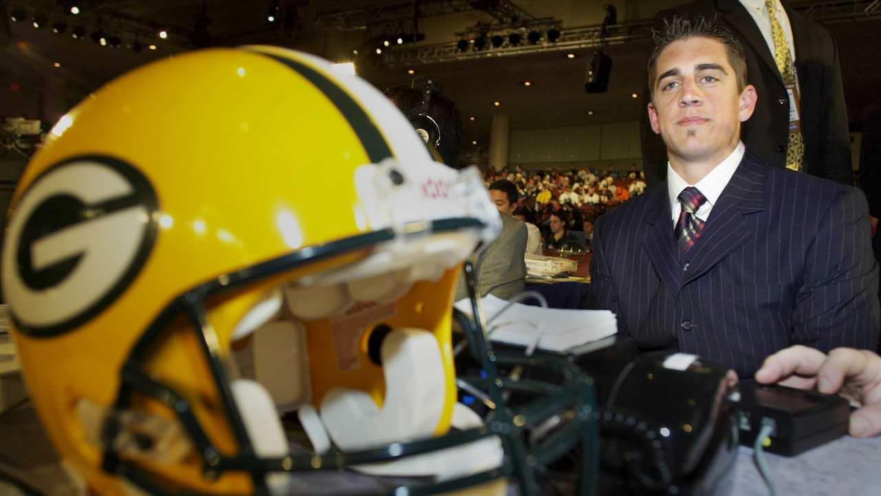 A história por trás da queda livre de Aaron Rodgers no 2005 NFL Draft – NFL.com