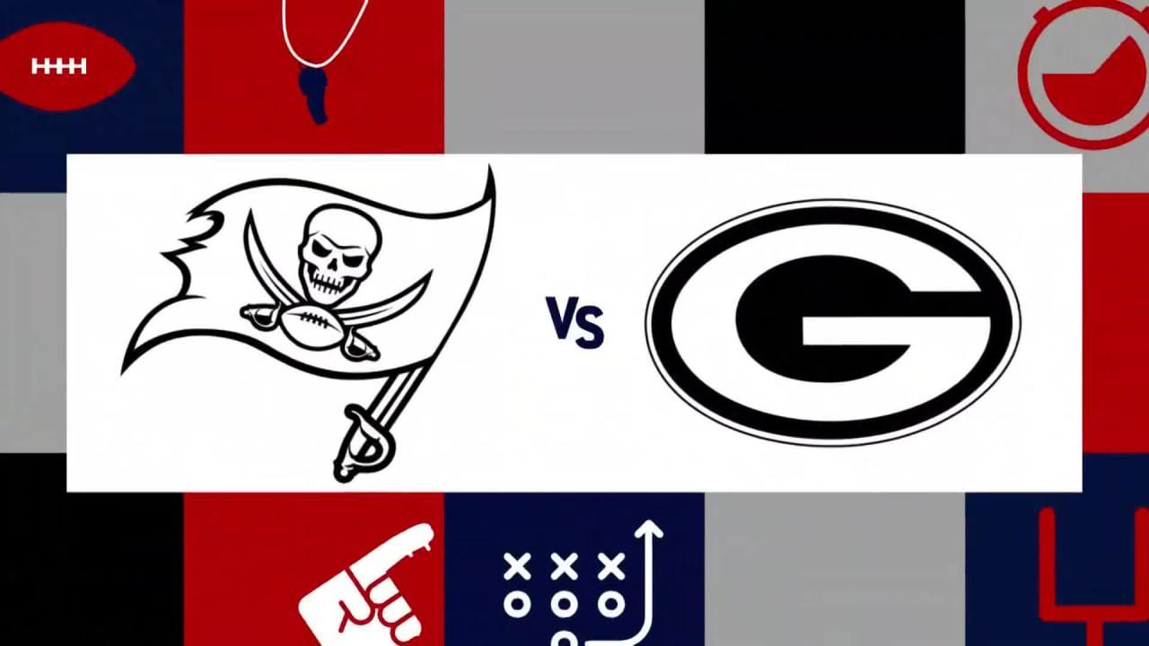 Buccaneers-Packers marcam previsões para o Campeonato NFC |  'GameDay View' – NFL.com