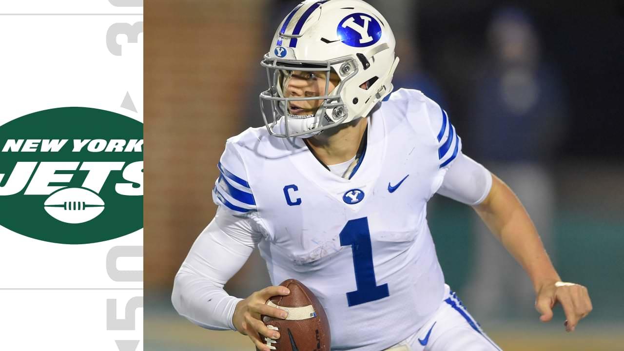Daniel Jeremiah 2021 NFL mock draft 1.0: Zach Wilson para Jets – NFL.com
