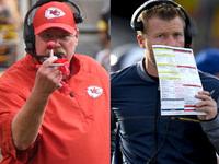 Chiefs, Rams, Saints, Pats: bloqueios de Playoffs … com vulnerabilidades – NFL.com