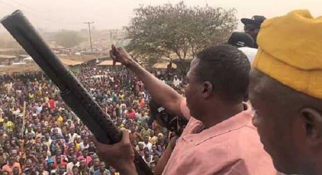 Ordem das férias: patriotas iorubás têm voltado do exterior para defender sua pátria – Igboho