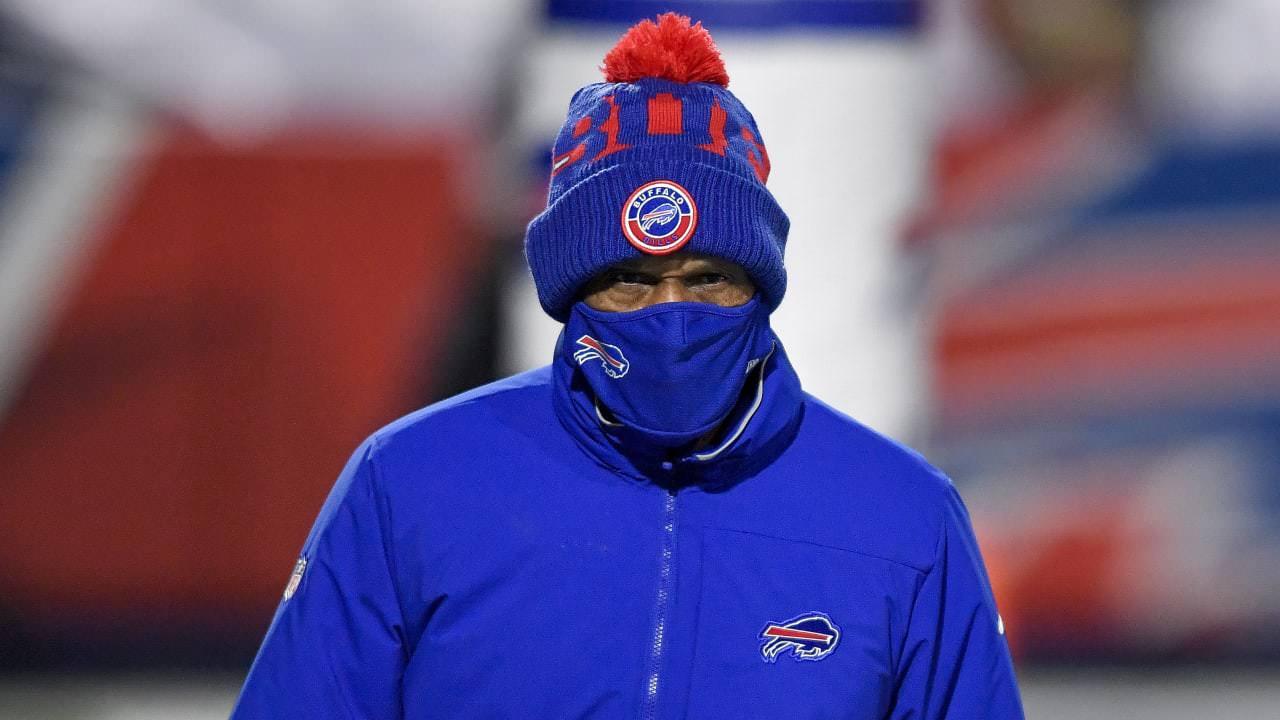 Jogadores do Bills de Leslie Frazier elogiam a abordagem 'calma' do treinador – NFL.com