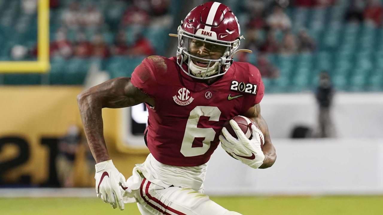 notícias 2021 NFL Draft: O vencedor de Heisman, DeVonta Smith, rejeita as medidas de altura / peso no Senior Bowl Alabama – NFL.com