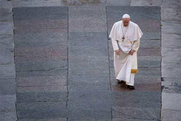 Papa Francis Doc 'Francesco' Adquirido por Discovery +
