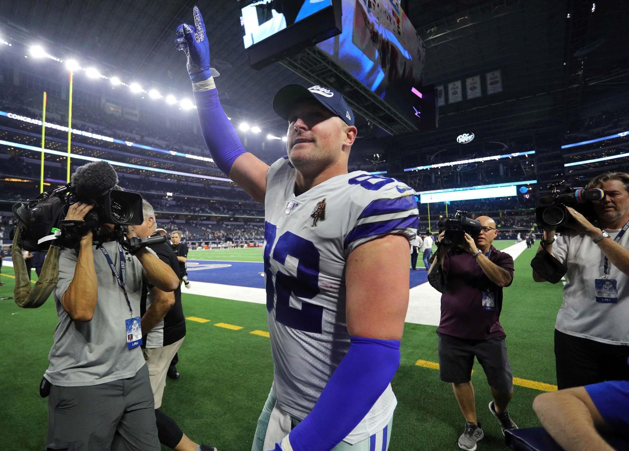 Jason Witten vai se aposentar e encerrar as coisas com os Cowboys