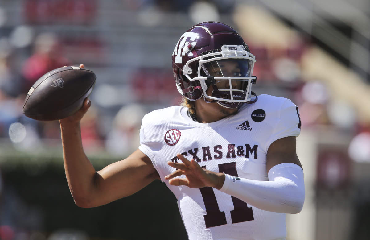 Escotismo Lenz: Kellen Mond, QB, Texas A&M – The NFL Draft Bible on Sports Illustrated: The Leading Authority on NFL Draft