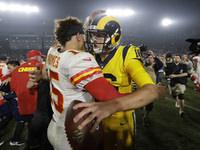 Jared Goff, do Rams, derrotou Patrick Mahomes, do Chiefs, em duelo épico – NFL.com