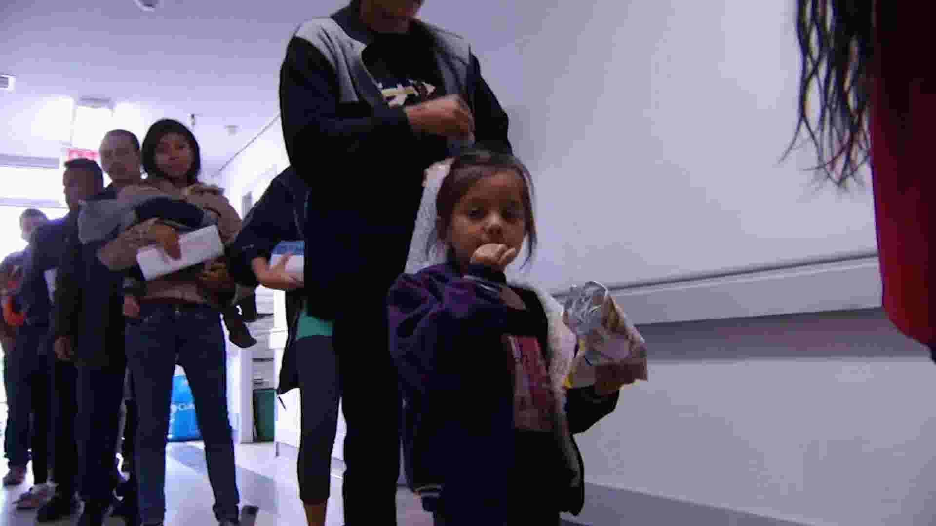 Aliado do Texas para os migrantes que esperam