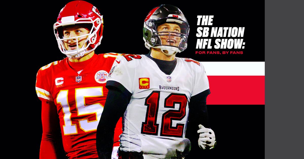 Cada podcast do The SB Nation NFL Show durante a semana do Super Bowl
