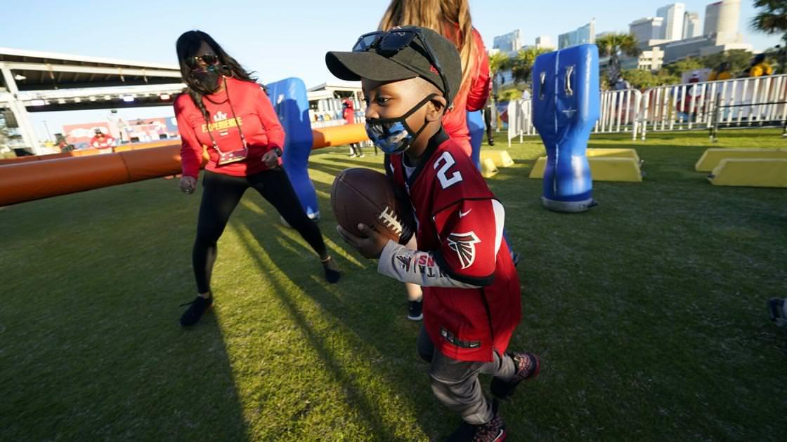 NFL luta para manter eventos beneficentes do Super Bowl em Tampa