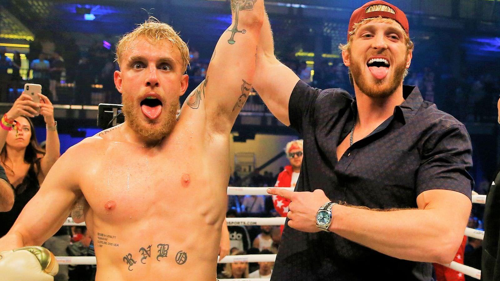 Como Logan e Jake Paul mudaram o boxe para sempre