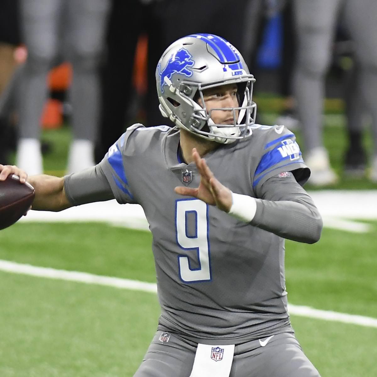 Rumores da NFL: Matthew Stafford não receberá novo contrato de Rams após a negociação