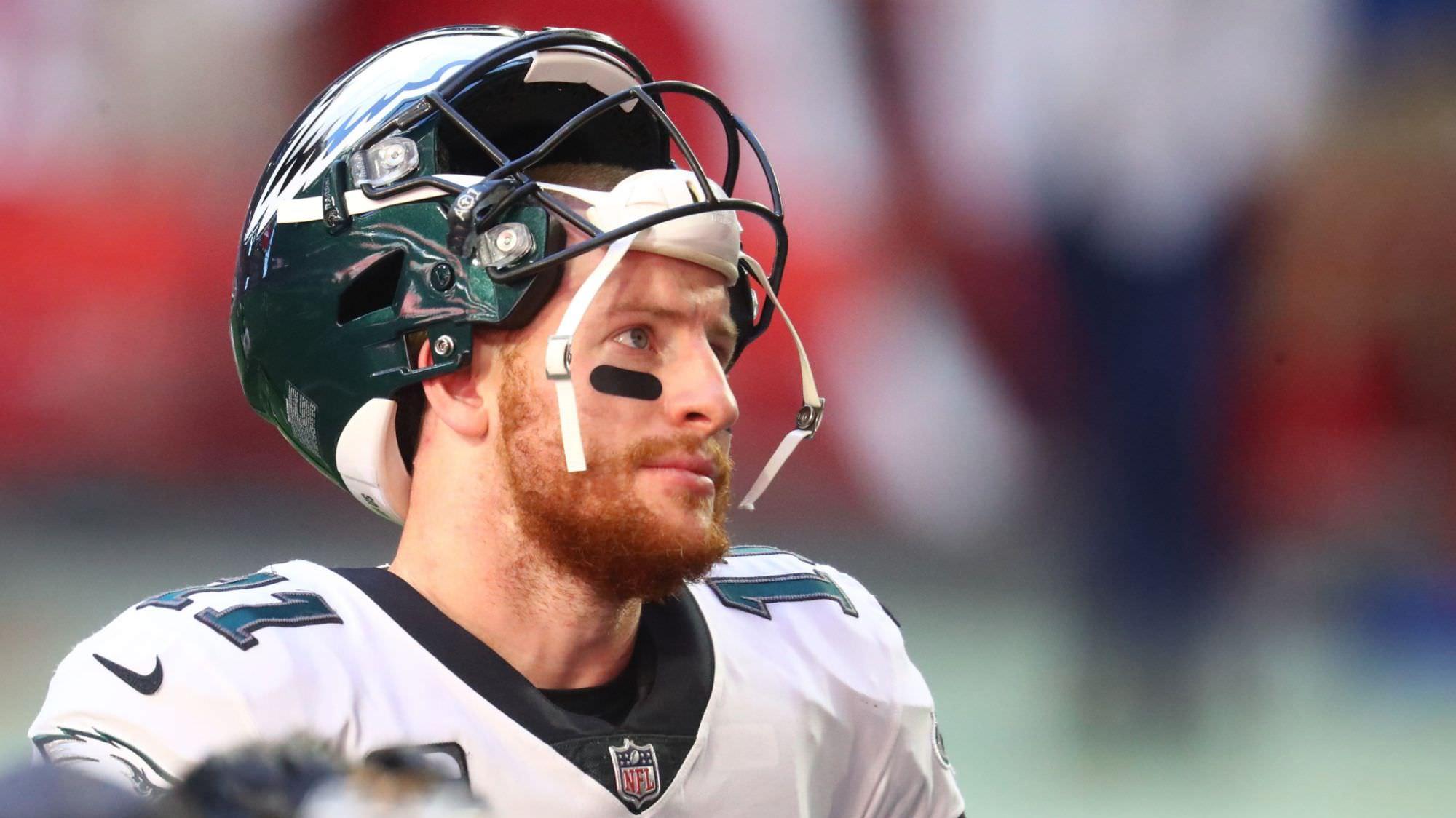 Rumores da NFL: Bears, Colts em uma guerra de lances de Carson Wentz