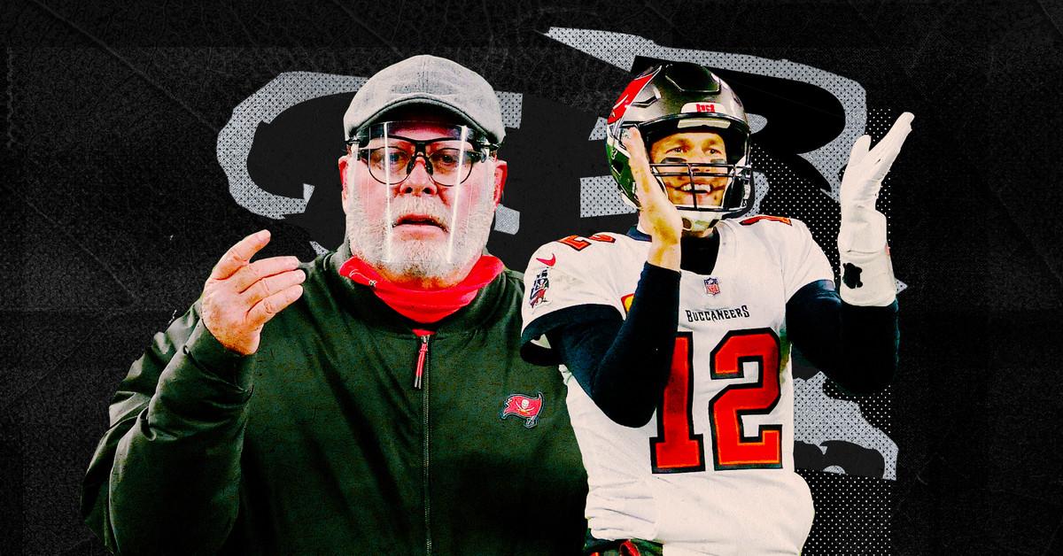 Como os Buccaneers foram de 7 a 9 ao Super Bowl em um ano