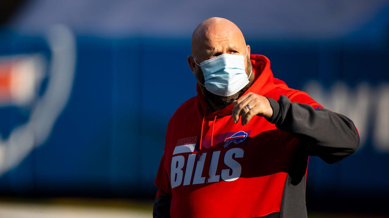 O coordenador ofensivo do Bills, Brian Daboll, é nomeado treinador assistente do ano da AP NFL – NFL.com