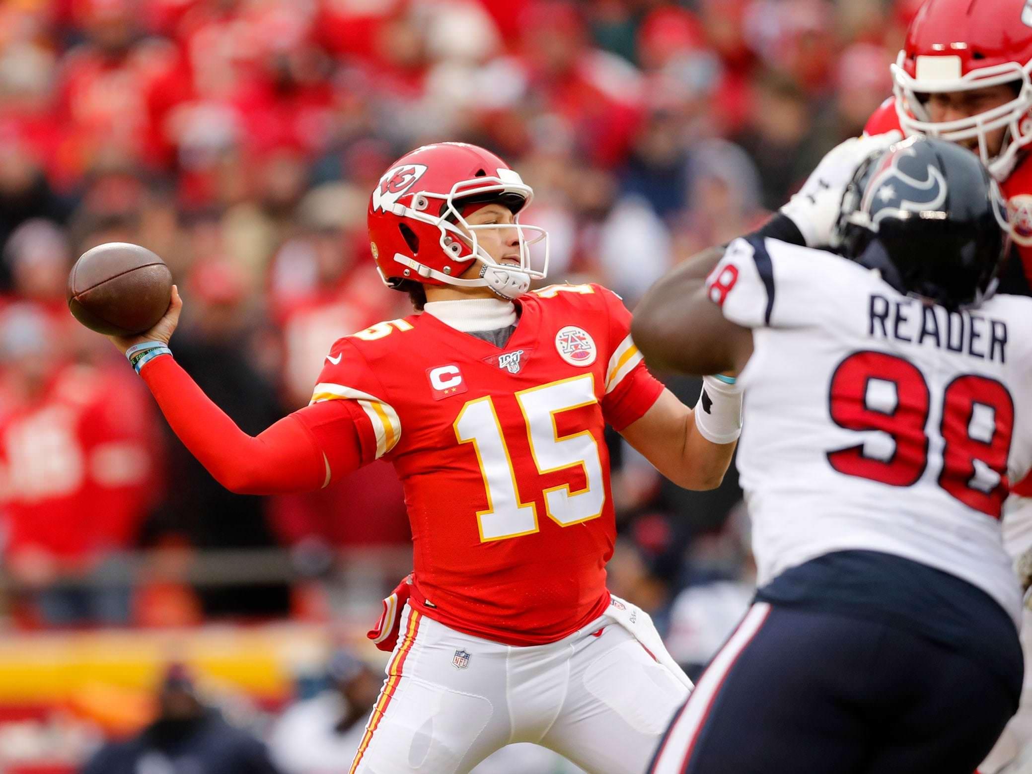 Como assistir ao Super Bowl sem TV a cabo – os Kansas City Chiefs enfrentam o Tampa Bay Buccaneers hoje à noite na CBS