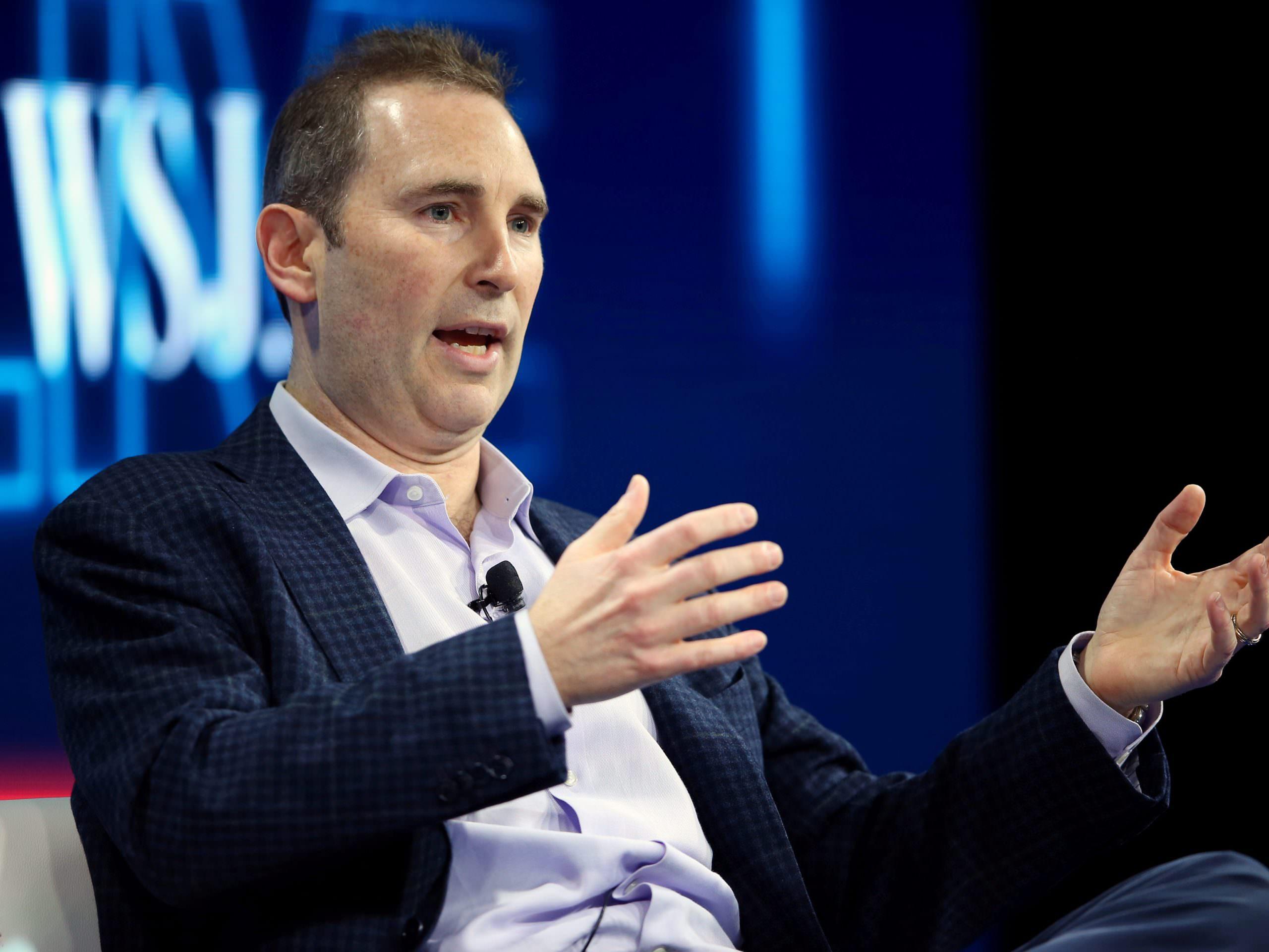 Andy Jassy será o próximo CEO da Amazon.  Pessoas de dentro falam sobre como é trabalhar para ele.