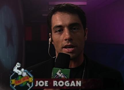 ASSISTIR: Joe Rogan faz sua primeira aparição no UFC neste dia