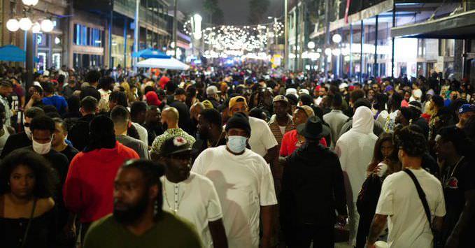 O Super Bowl é a maior festa pandêmica que Tampa Bay já viu