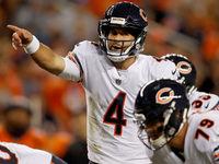 Chase Daniel programado para começar no QB para Bears vs. Lions – NFL.com