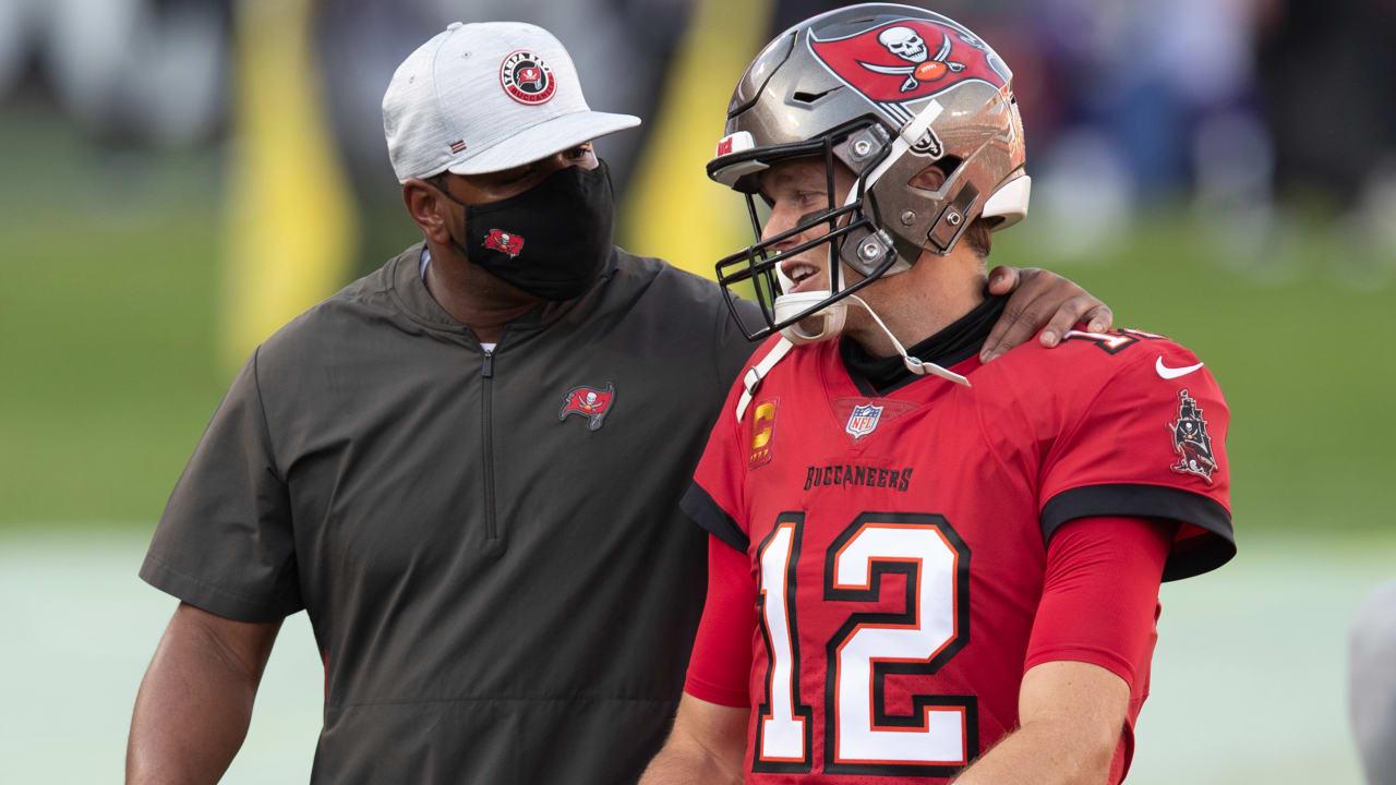 Byron Leftwich sobre o nível de jogo de Tom Brady aos 43 anos: 'Você simplesmente não achou que fosse possível' – NFL.com