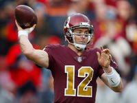 Redskins QB Colt McCoy pode jogar seu caminho livre em agência – NFL.com
