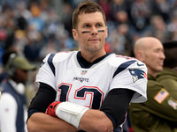 Brady (joelho) limitado na prática, deve jogar contra Jets – NFL.com