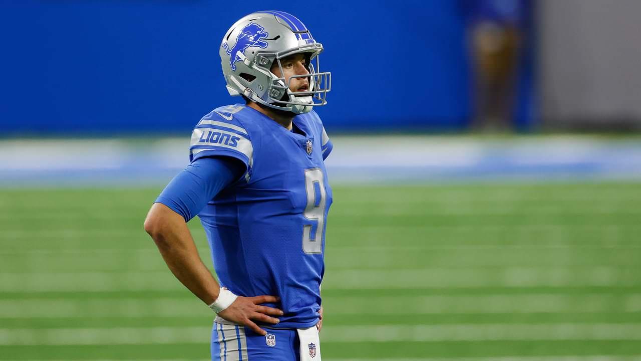 Matthew Stafford sobre o comércio com Rams: 'Eu pedi para ir para um time que estava pronto para ganhar um campeonato' – NFL.com