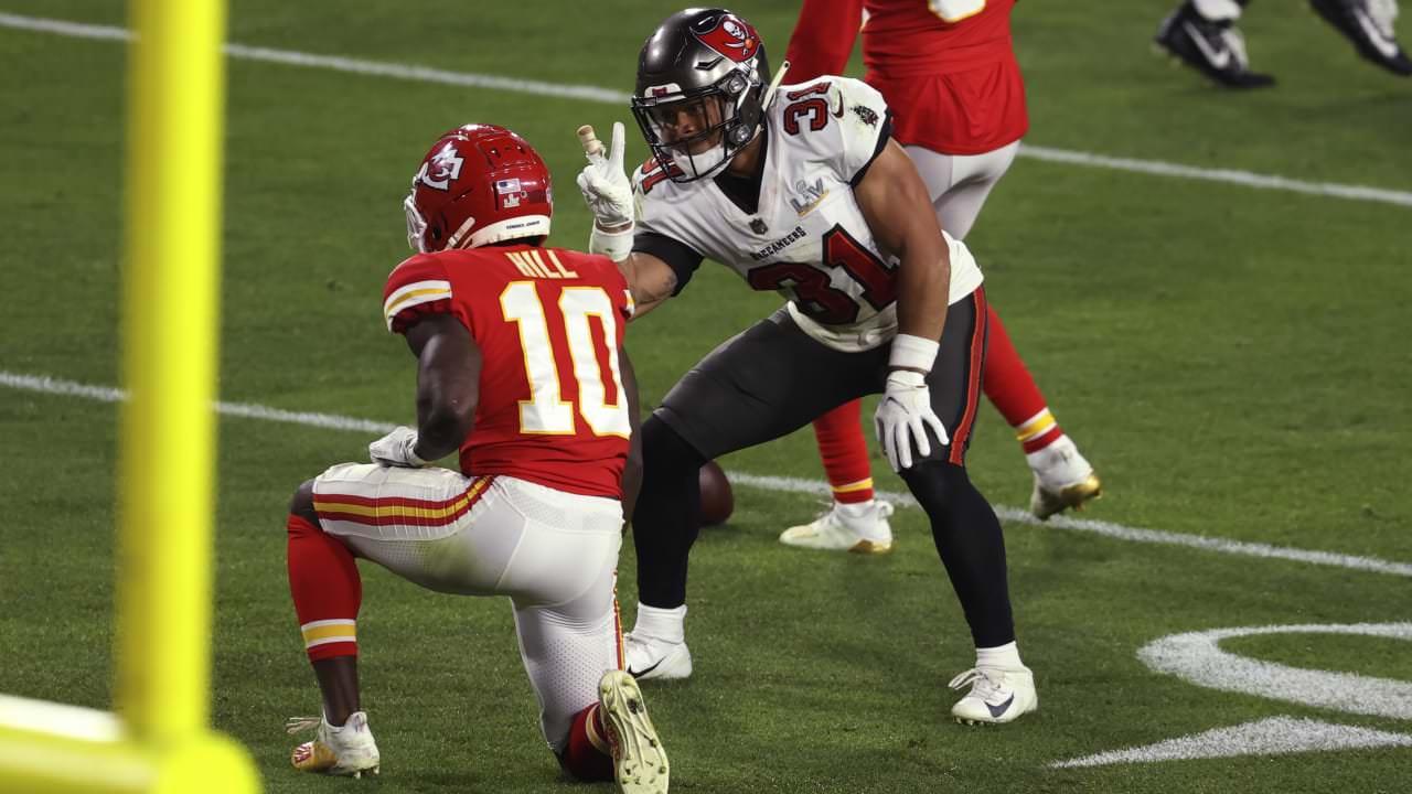 Notas de novato da NFL em 2020, NFC South: Bucs campeão do Super Bowl alimentado por dois jovens garanhões – NFL.com