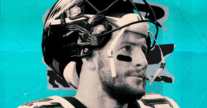 Carson Wentz se tornou a maior aposta da NFL