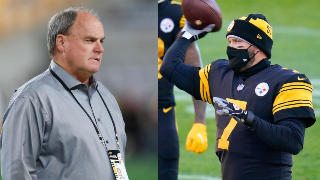 O GM do Steelers, Kevin Colbert, não se comprometeu com o futuro de Ben Roethlisberger com a equipe – NFL.com