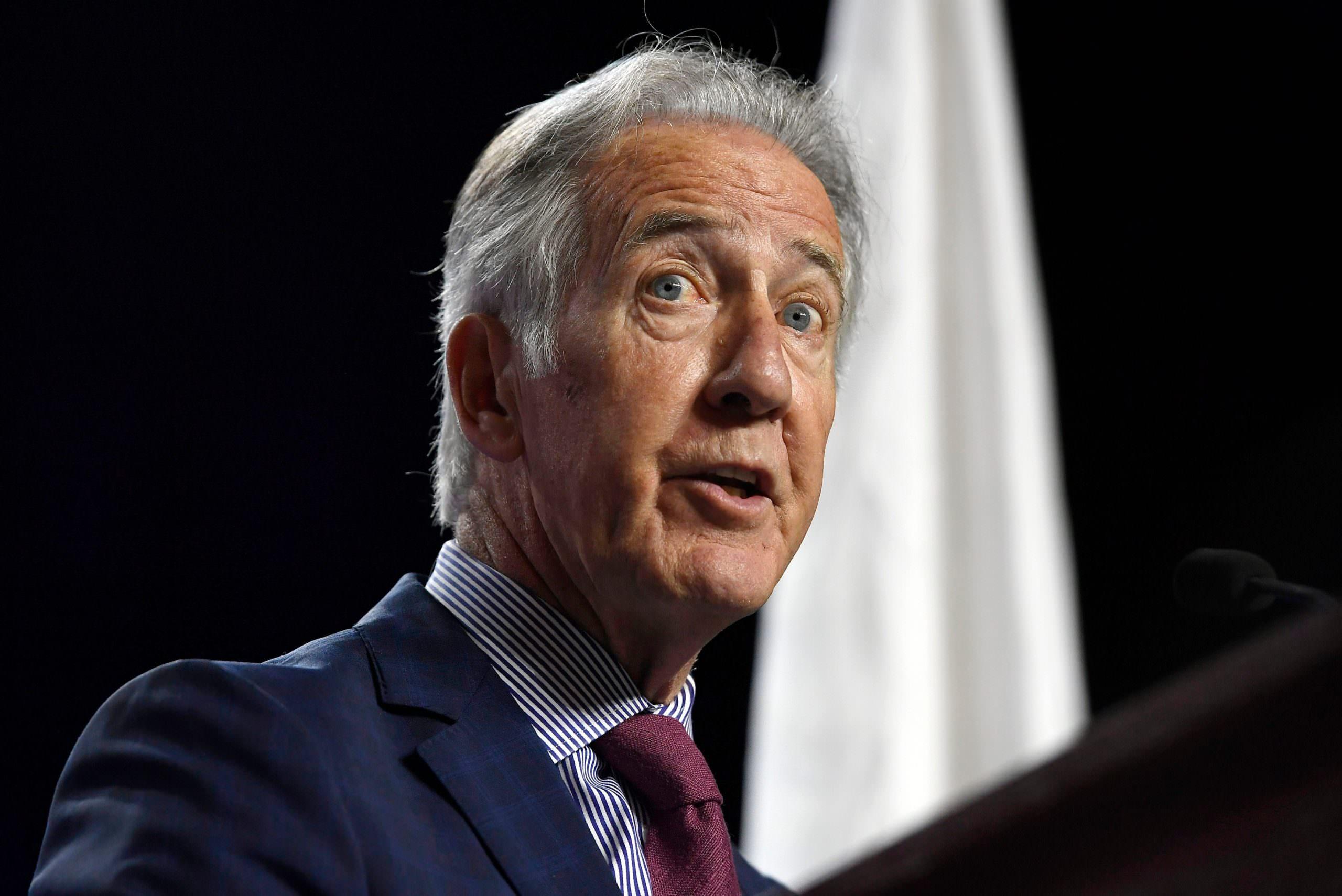 The Deep Rot do Partido Democrático de Massachusetts