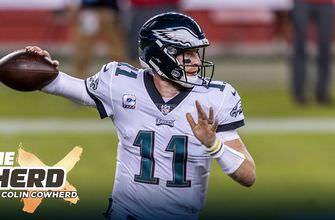 Colin Cowherd: A troca de Colts não é apenas uma vitória de Carson Wentz, é uma vitória da NFL |  A MANADA