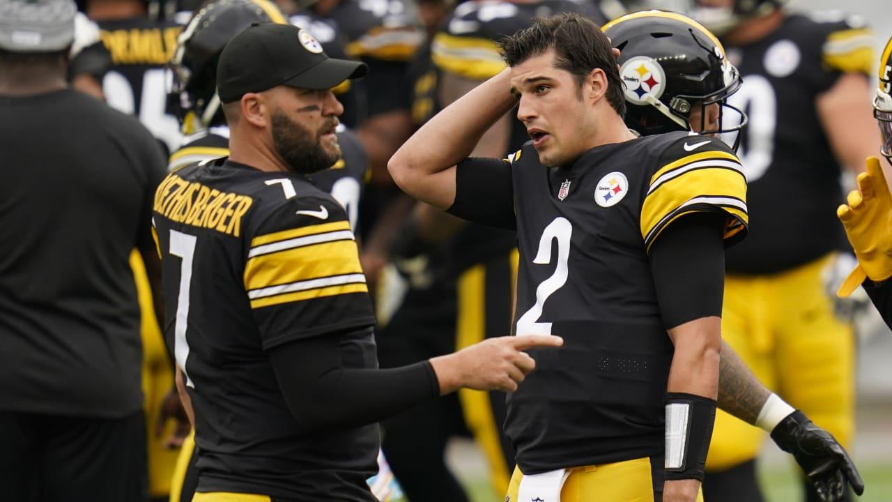 Três soluções para o enigma do quarterback de Steelers;  três melhores ajustes para JJ Watt – NFL.com